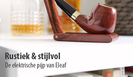 Eleaf elektrische pijp - Rookwinkel.nl
