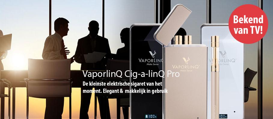 VaporlinQ Cig-a-link Pro bij Rookwinkel.nl